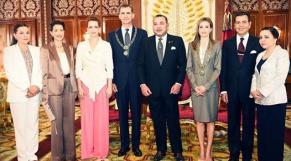 Mohammed VI et Felipe VI