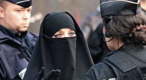 Niqab France