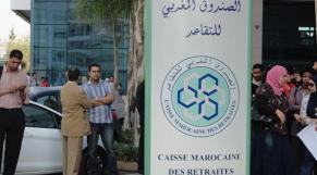 CMR Caisse marocaine des marchés