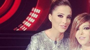 Samira Said et wafae Kilani