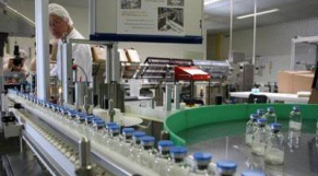 médicaments usine