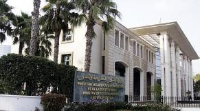 ministère affaires étrangères