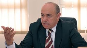 Mouloud Oukhouya, préfet de police de Tanger.