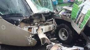 accident tram