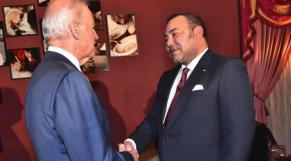 Mohammed VI  Joe Biden