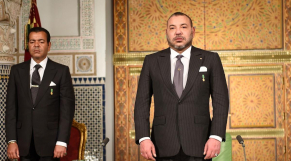 Mohammed VI discours 6 novembre 2014