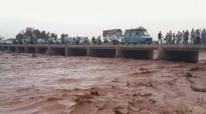 Collecte inondations