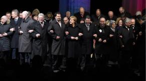 Allemagne Rassemblement islamophobie