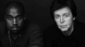 Kanye West Paul Mc Cartney