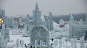 Ville de glace