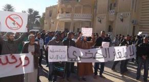 Gaz de schiste en Algérie