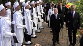 Cover Video -La France reconnait le role que joue le Maroc au matiére de lutte contre le terrorisme