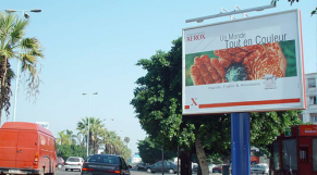 publicité affichage