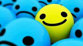 smiley bonheur