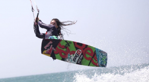 KITEBOARDING WORL CUP .Final Freestyle .DAKHLA 28mars 2015