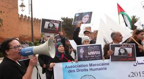 Manifestation 8 mars