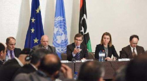 Maires libyens