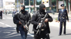 Nouvelles stratégie antiterroriste