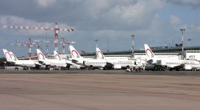 tarmac aéroport