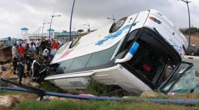 Accident-autocar