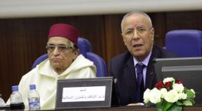 Ahmed Taoufik Ministre des Habous