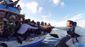 migrants disparus