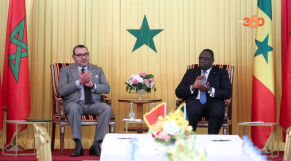 Cover Vidéo.. Signature de Conventions (Maroc Sénégal)