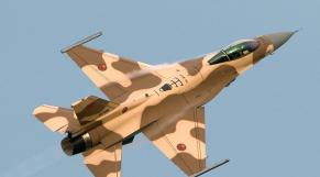 F16- MAROCAIN