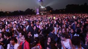 Public Festival Mawazine Concert jennifer Lopez,Rabat 29 mai 2015