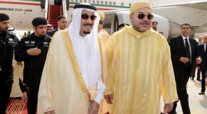Mohammed VI Arabie saoudite