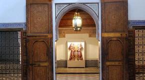musée Dar Si Said à Marrakech