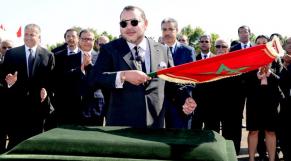 Roi-Mohammed VI-Projets-Urbain-Rabat