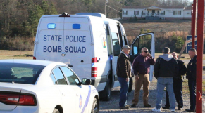 State bomb squad