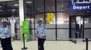 police aéroport