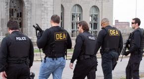 Agents de la DEA