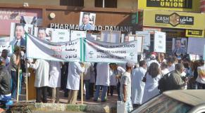 Grogne des pharmaciens de Casablanca7