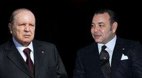 roi Mohammed VI -président Bouteflika