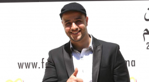 Maher Zain,Liban,Photo Call.Rabat 1 Juin 2015.