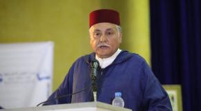 Mohamed Nabil Benabdallah,ministre de l'habitat,de l'Urbanisme et de la Politique de la ville et SG du PPS.