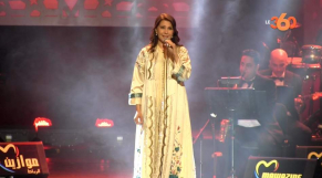 cover video - Majida El Roumi Mawazine 2015
