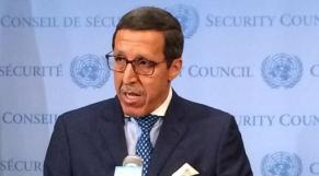 Omar Hilale ambassadeur du Maroc ONU