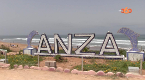 Cover Video.. Plage Anza (Agadir)