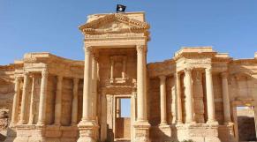Site antique de Palmyre
