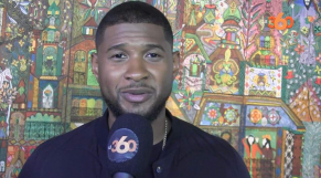cover video - conference Usher Mawazine 2015