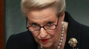 Ms Bishop australie