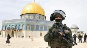 Mosque Al Aqsa