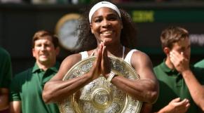 Serena William-Wimbledon