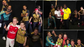arsenal fans cover