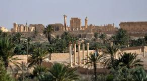 Plamyre-Syrie