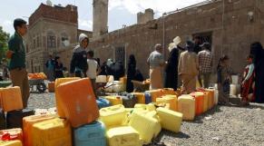 Yémen-Eau